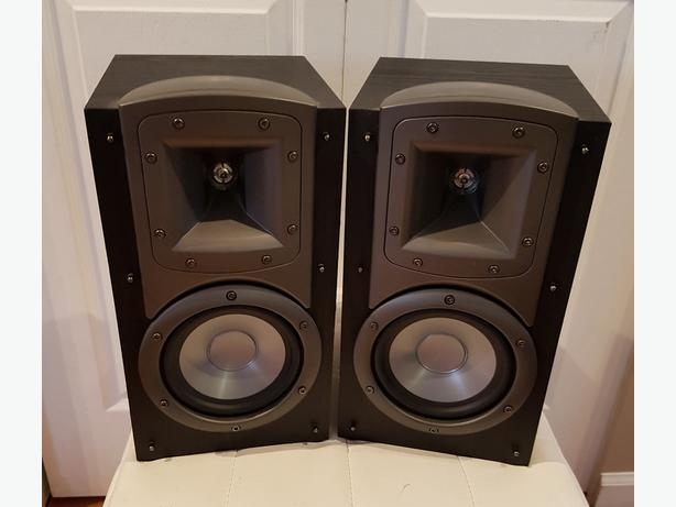 Klipsch Synergy B2 Bookshelf Speakers