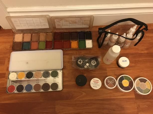 special effect makeup kit for sale !!! - $249 (Vancouver)