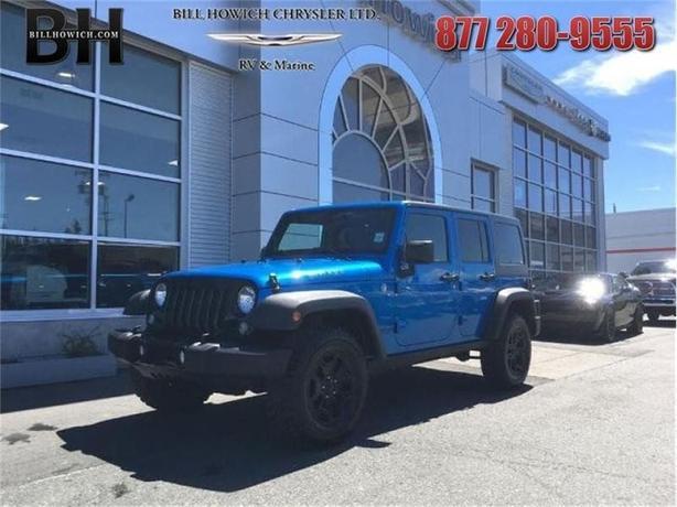 2014 Jeep Wrangler Sport - Cruise Control - $211.06 B/W