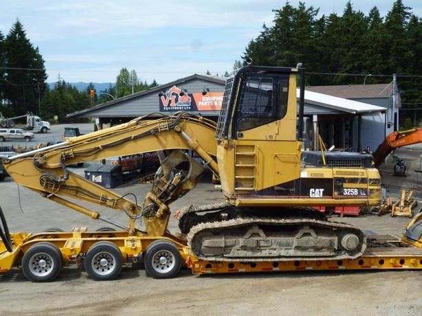 Cat 325B Log Loader Parts