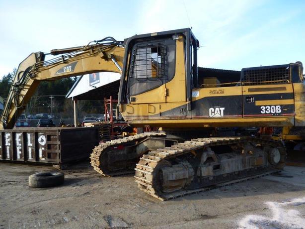 Cat 330B Excavator Parts