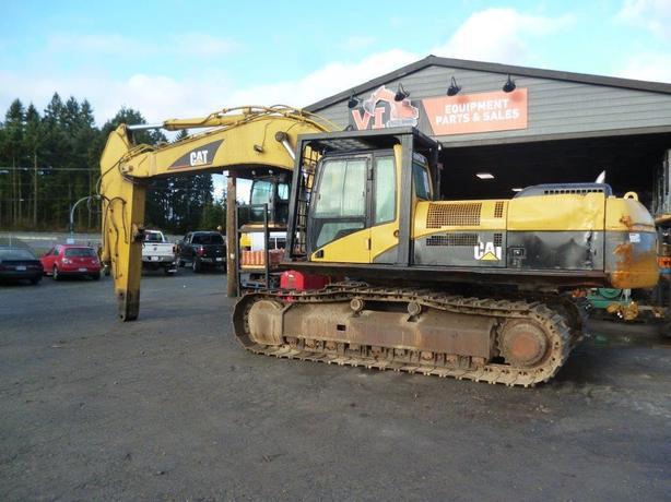 Cat 330C Excavator Parts