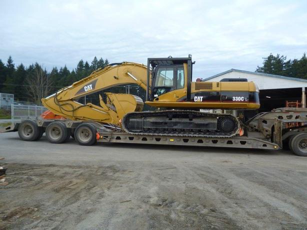 Cat 330 CL Excavator Parts