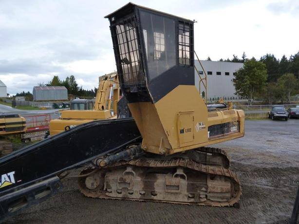 Cat 330C Log Loader Parts