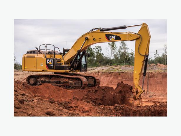 Cat 336E Excavator Parts