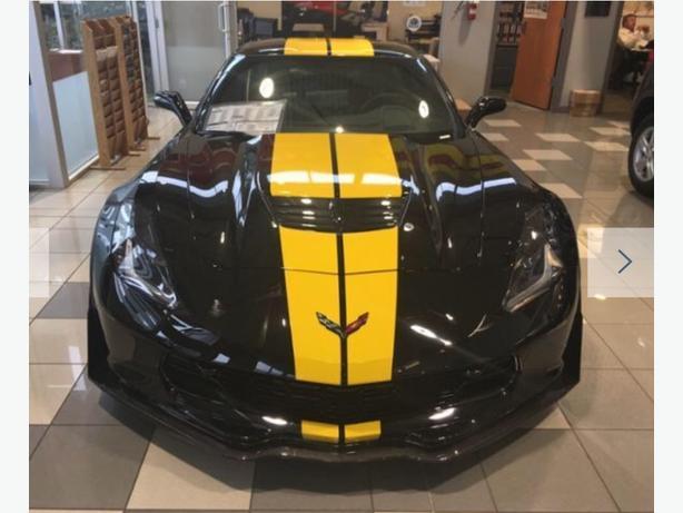 """Call """"Les the CarGuy"""" NOW for Details on this """"Killrrr B"""" 2018 Z06 Corvette"""
