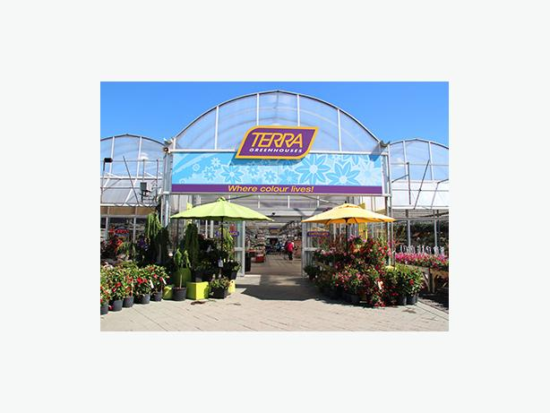 Visit Terra Garden Nursery at 5 Locations in Canada