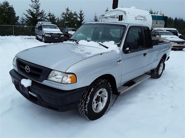2003 Mazda B3000 Ext Cab