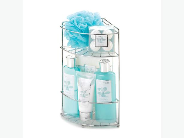 Ocean Oasis Bath Caddy Gift Set Bulk Buy of 5