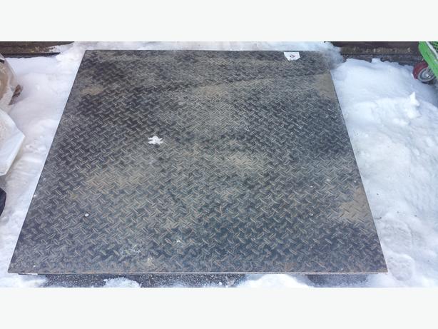 Low Profile Floor Scale - 5,000 lbs. x 1 lb.