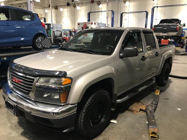 "Call ""Les the CarGuy"" NOW on this 2007 2WD Canyon Crew Cab"