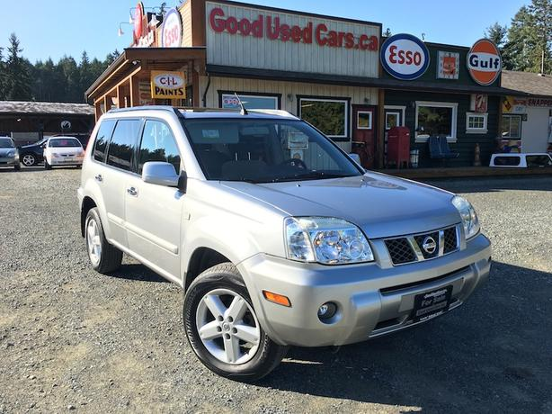2006 Nissan Xtrail - Manual, 4X4, Fuel Efficient Four Cylinder!