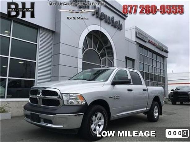 2016 Ram 1500 ST - $213.11 B/W - Low Mileage