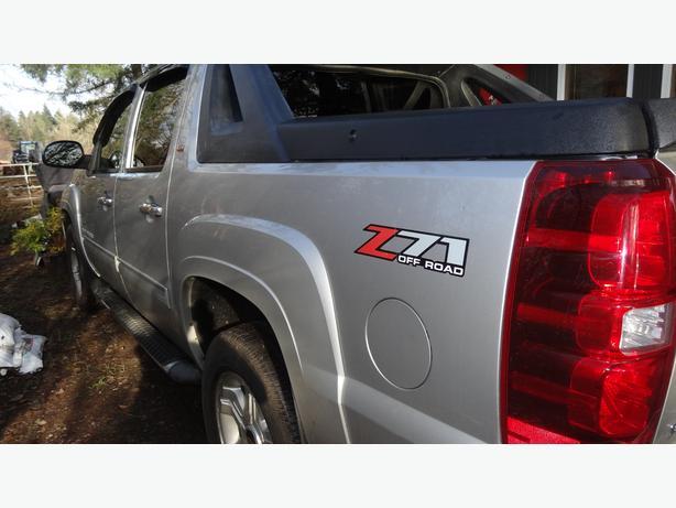 Chevrolet Avalanche Z71 2010