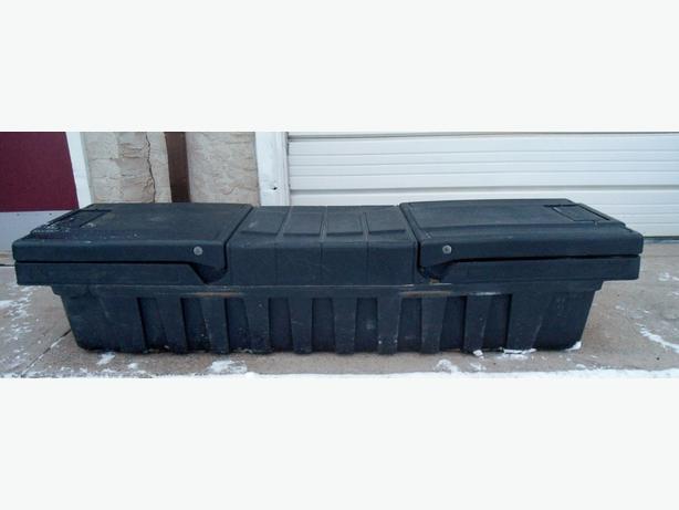 TUFF BOX TRUCK TOOL BOX / CARGO STORAGE