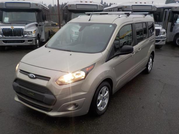 2014 Ford Transit Connect Wagon XLT 7 Passenger