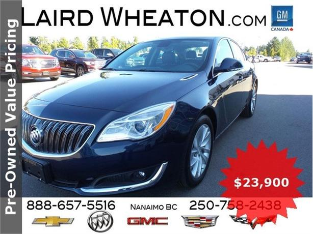 2016 Buick Regal AWD, Clean Automatic