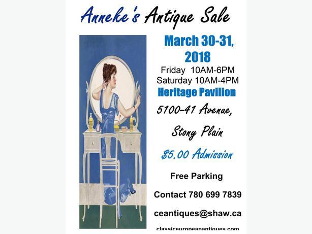 ANNEKE'S ANTIQUE SALE