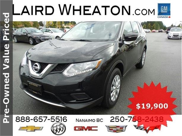 2015 Nissan Rogue S Locally Driven