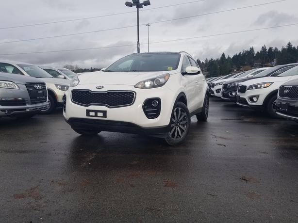 2017 Kia Sportage EX-Premium AWD