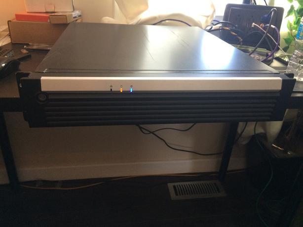 Intel PC in server case (DG965RY, 4Gb RAM, Core 2 Duo E6600, Windows 10 Pro)