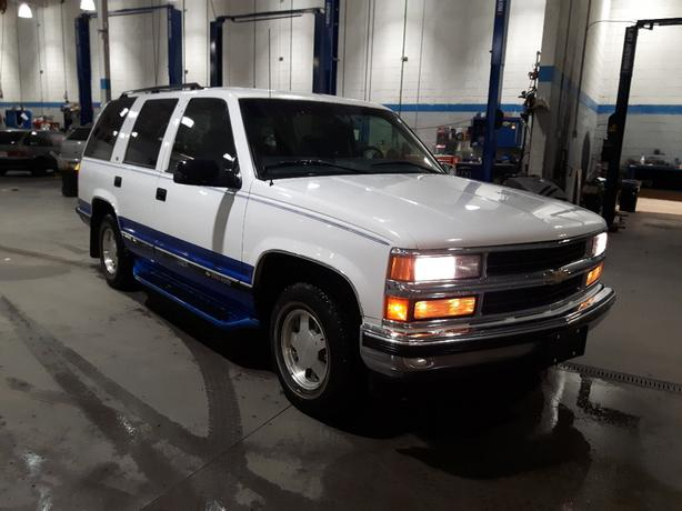 USED 1998 CHEVROLET TAHOE 2WD FOR SALE IN PARKSVILLE