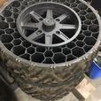 Terrain Armor Tire Set