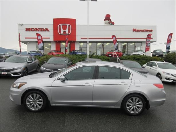 2012 Honda Accord Sedan 4dr I4 Auto EX-L