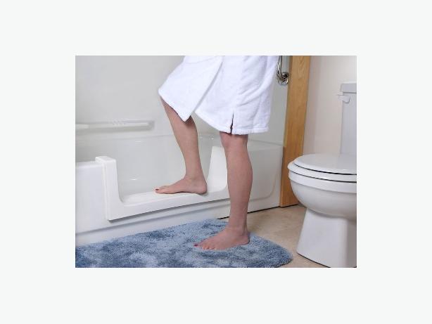 Step Through Tub Renovations