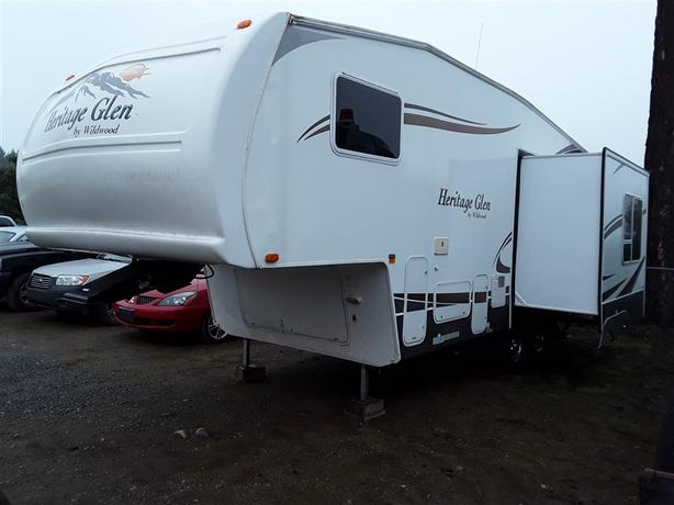 2010 Fifth Wheel ** Auction **this Saturday Jan 6th