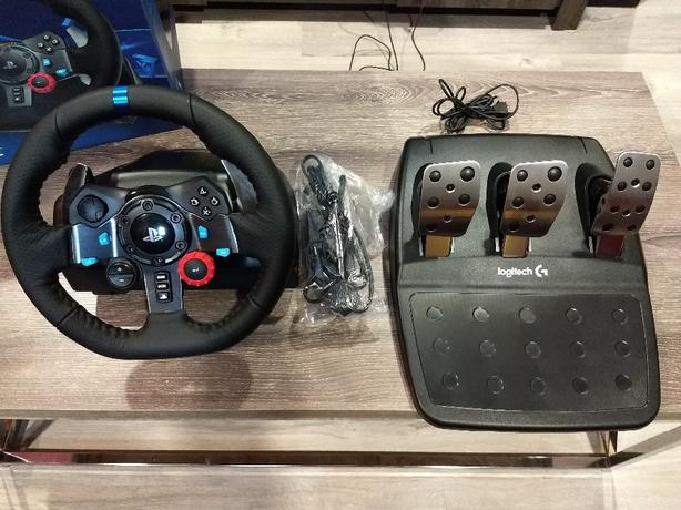  Log In needed $320 · Racing wheel Logitech G29 Driving Force Racing Wheel  for PlayStation/PC $320 OBO
