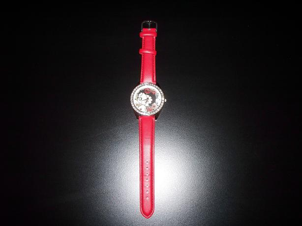 Betty Boop Watch