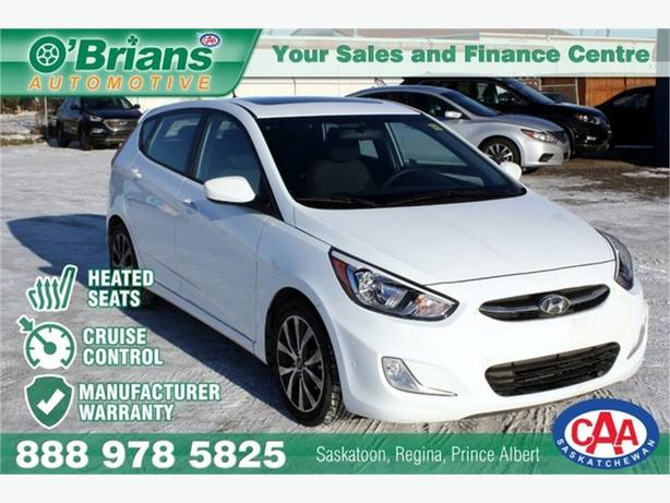2017 Hyundai Accent SE w/Mfg Warranty