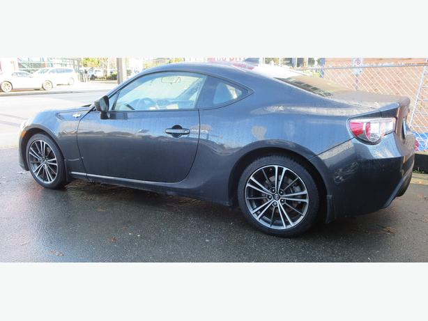 Scion FR-S ONE OWNER LOCAL BC CAR  ***NO ACCIDENT***