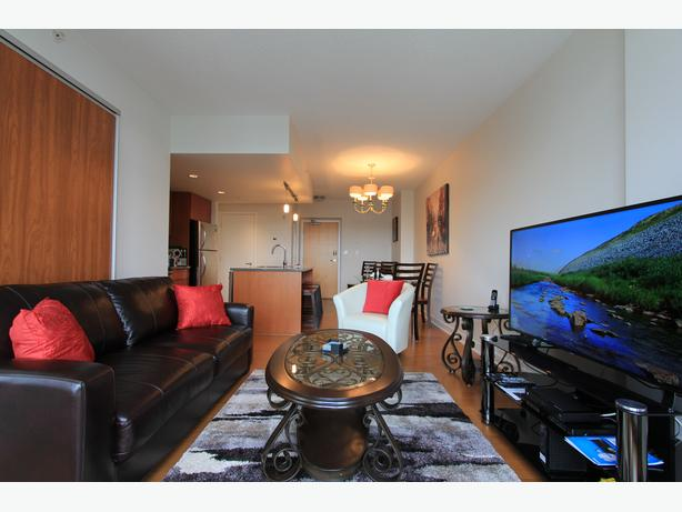 1 Bd Executive Condo - The Garnet Suite