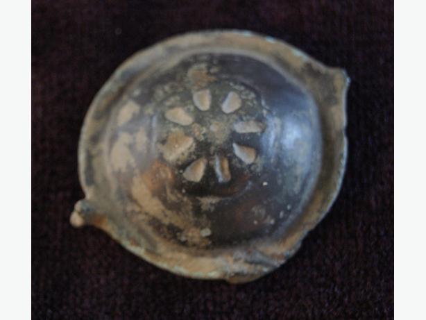ANCIENT ROMAN BELT BUCKLE