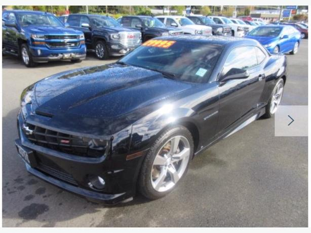 "SS Camaro. Call ""Les the CarGuy"" Today on this 2010 Camaro"