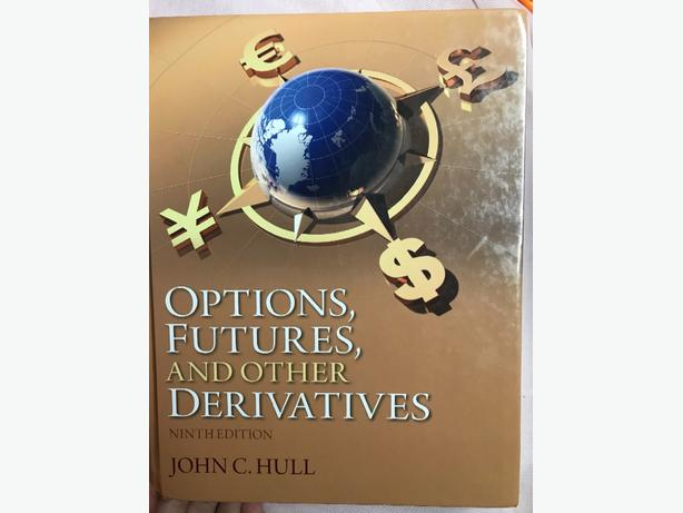 Options, Futures and Derivatives Book - 9th Ed