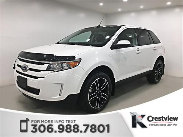 2014 Ford Edge SEL AWD   Leather   Sunroof   Navigation