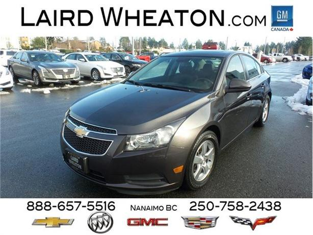 2014 Chevrolet Cruze 2LT Clean No Accidents, Automatic