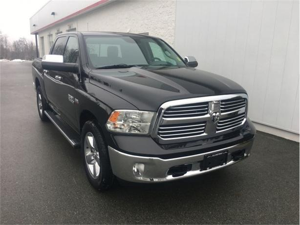 2015 Ram 1500 Big Horn   - Dual Exhaust - Remote Start - Chrome Side Steps