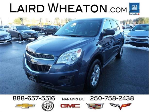 2014 Chevrolet Equinox LS AWD, Locally Driven