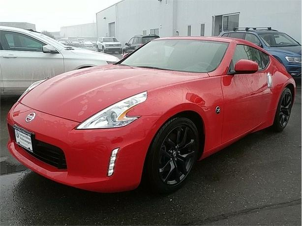 2017 Nissan 370Z 6 Speed manual ! Local ! LOW KMS !