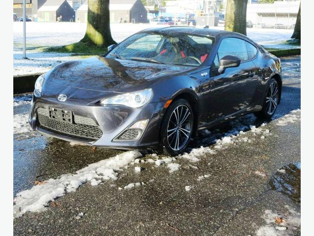 2016 Scion FR-S NO ACCIDENT 1 OWNER LOCAL BC CAR LOW KM