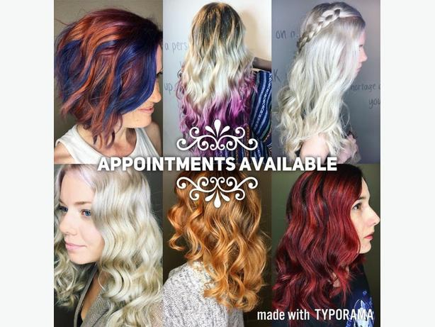 50% off colour, balayage and highlight services!