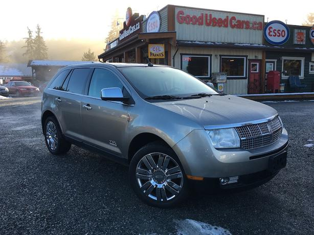 2008 Lincoln MKX Limited Edition - Leather, Nav, Heated Seats & AWD