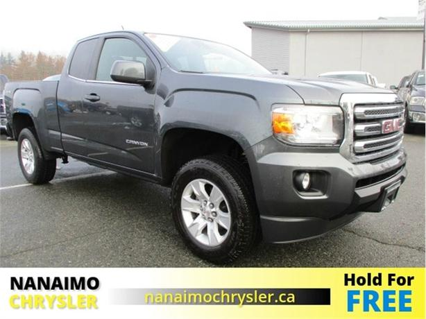 2016 GMC Canyon SLE One Owner No Accidents