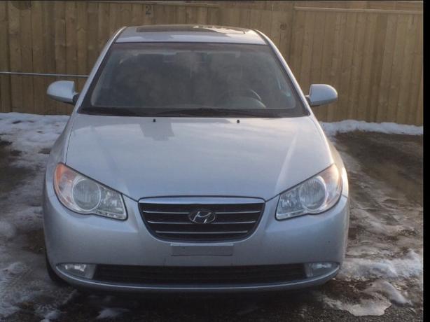 2007 Hyundai Elantra low km