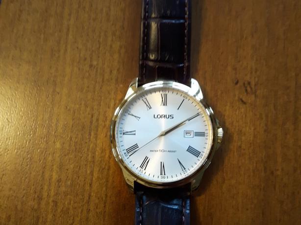 Lorus Quartz dress watch