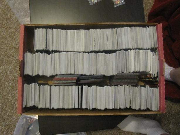 Magic The Gathering 4000 Cards, 2001-2012.